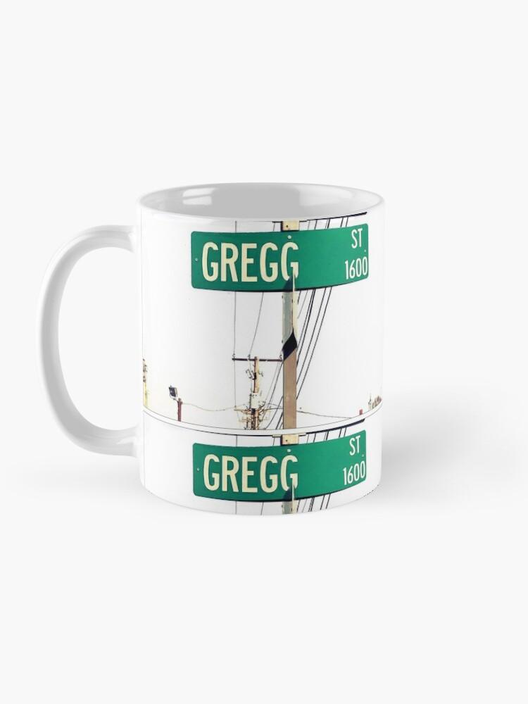 Alternate view of Gregg  Mug