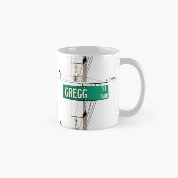 Gregg  Classic Mug