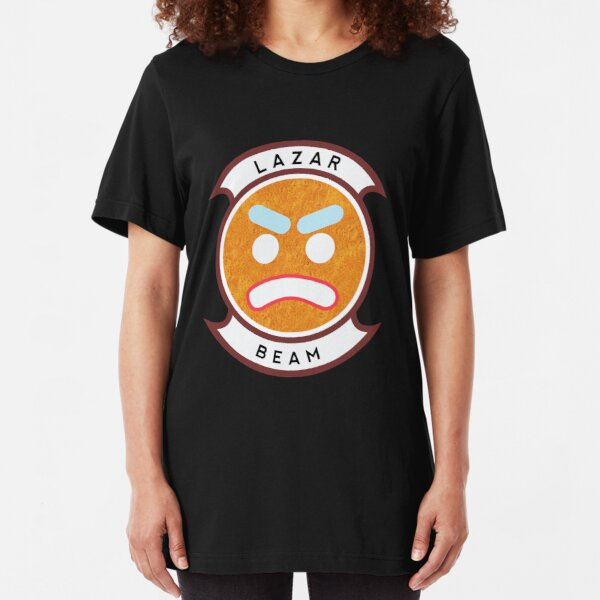High Quality - Original Artist - Lazarbeam Gingy  Slim Fit T-Shirt