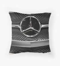Benz Concept Throw Pillow