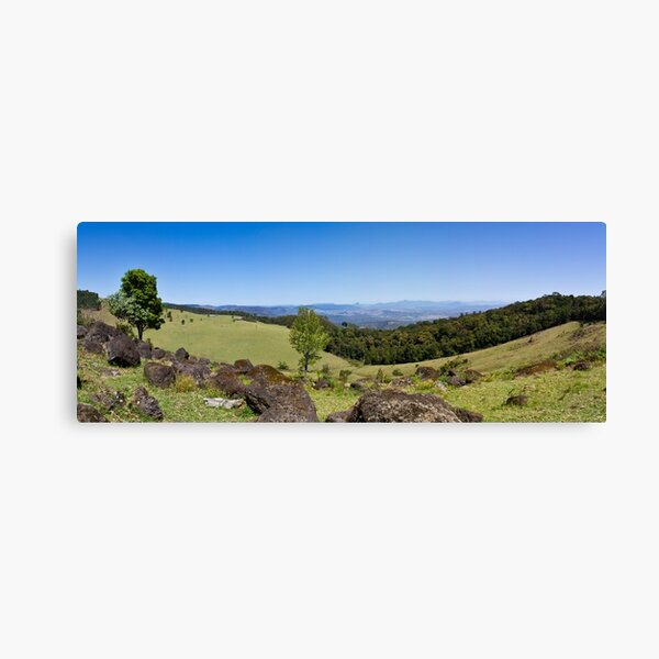 Duck Creek Road Canvas Print
