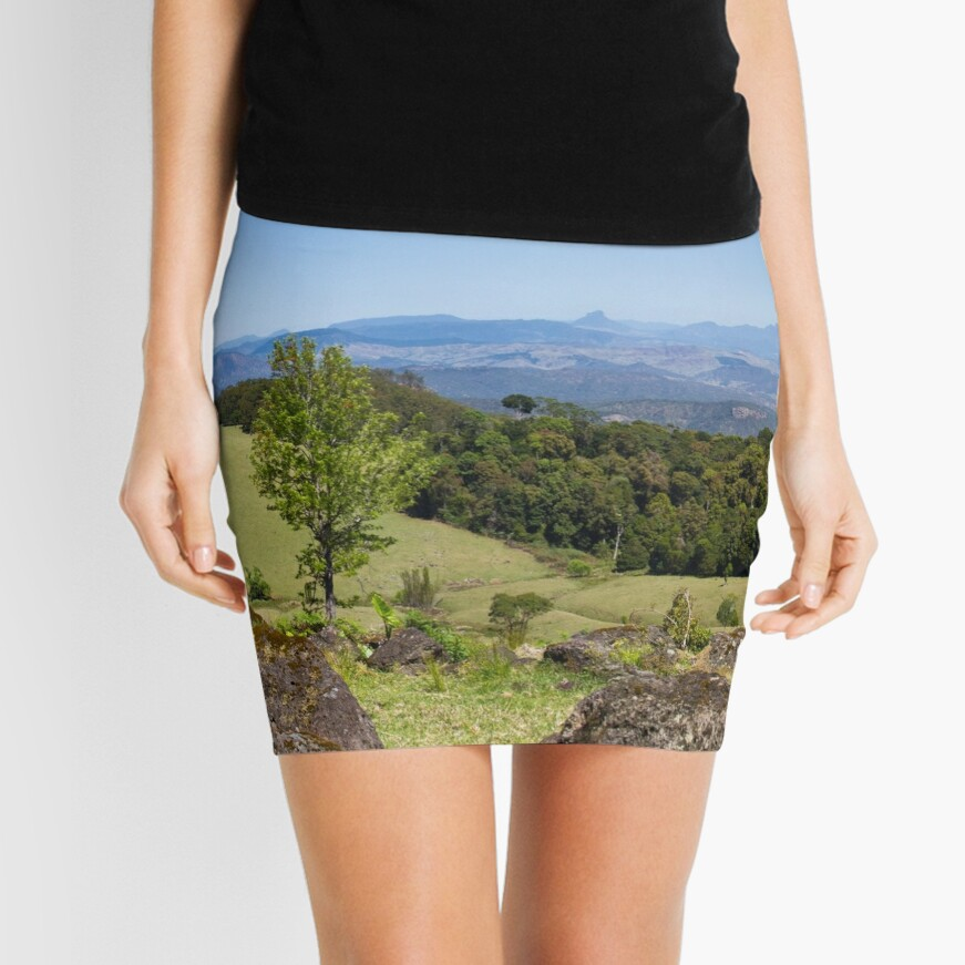 Duck Creek Road Mini Skirt