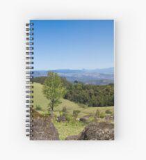 Duck Creek Road Spiral Notebook