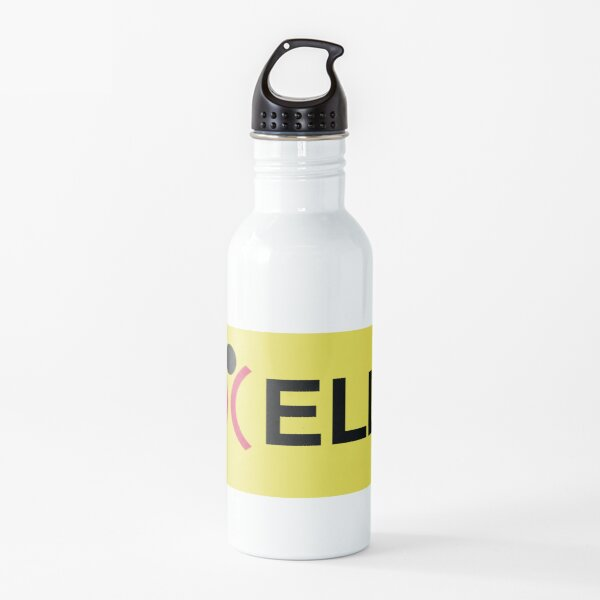 Hell logo from Your Pretty Face Is Going to Hell Water Bottle