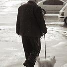 in any weather. blind rain by Nikolay Semyonov
