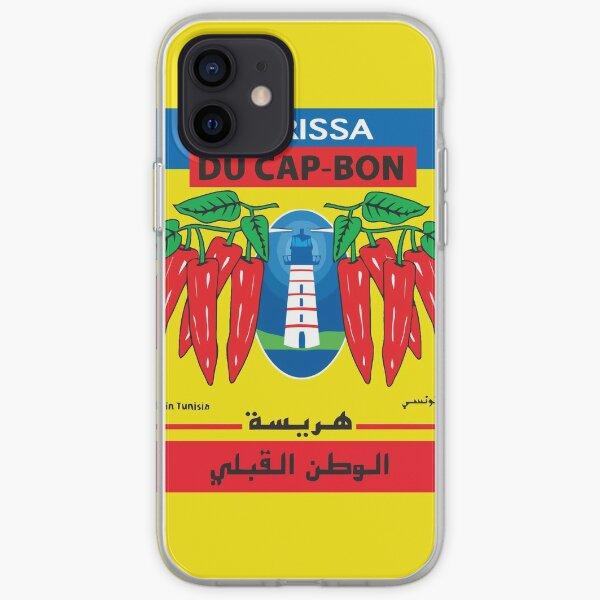 HARISSA Coque souple iPhone