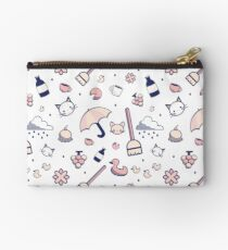 Mad Libs Rainy Day Cat Cafe Studio Pouch