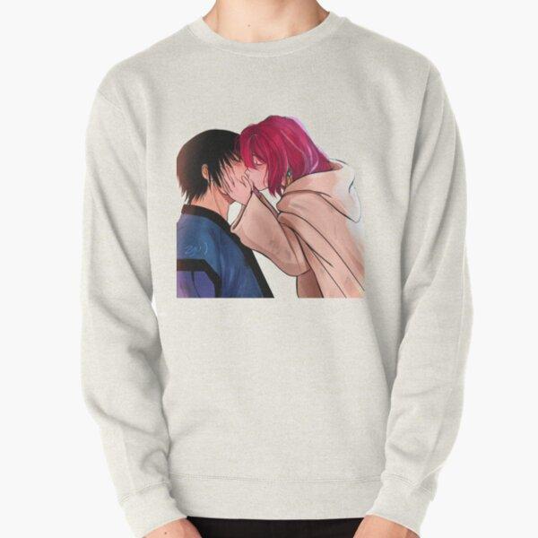 Hak, I Love you... Pullover Sweatshirt