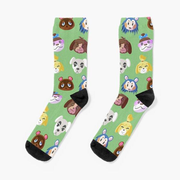 Animal Crossing - Caractères spéciaux Chaussettes