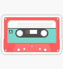 Cassette Sticker