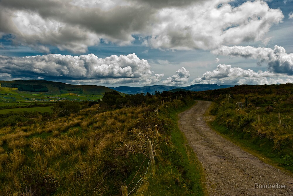 The path of the righteous man... by Rumtreiber