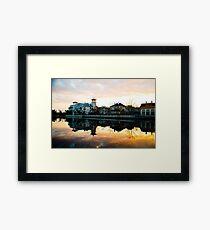 Celebration Sunset Framed Print