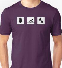stop, drop the beet Unisex T-Shirt