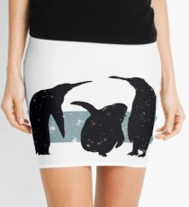Penguins Mini Skirt