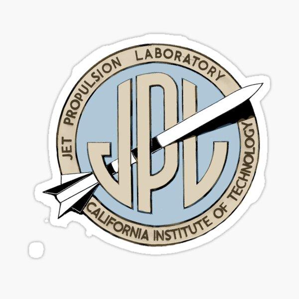 Jet Propulsion Labs Sticker