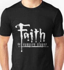 Faith the Vampire Slayer Unisex T-Shirt