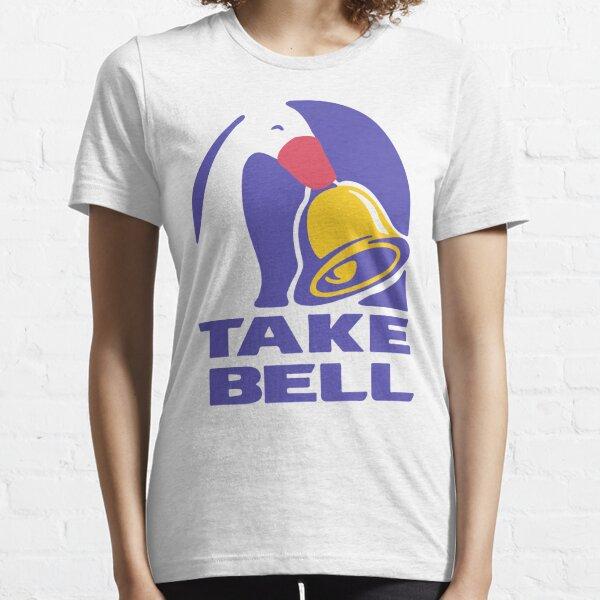 Goose TAKE BELL Taco Bell Untitled Goose Game Meme Illustration Essential T-Shirt
