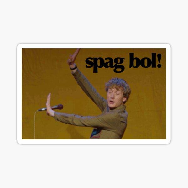 spag bol! Sticker