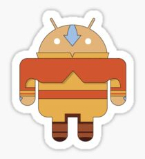 Aangdroid (no text) Sticker