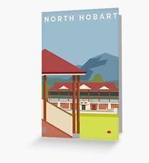 North Hobart Greeting Card