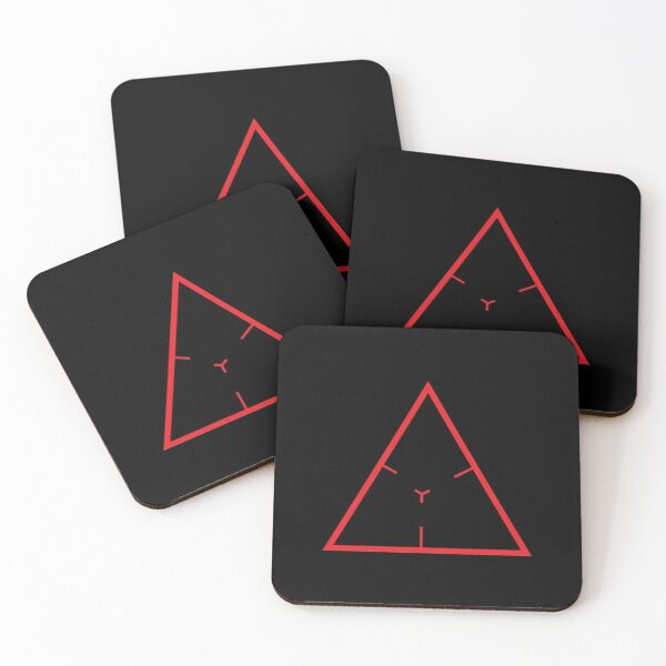 Sights of an Assassin Coasters (Set of 4)
