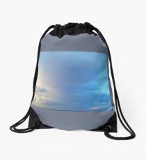 Rainbow Skys Drawstring Bag