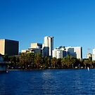 Swan River by Sarah Howarth [ Photography ]