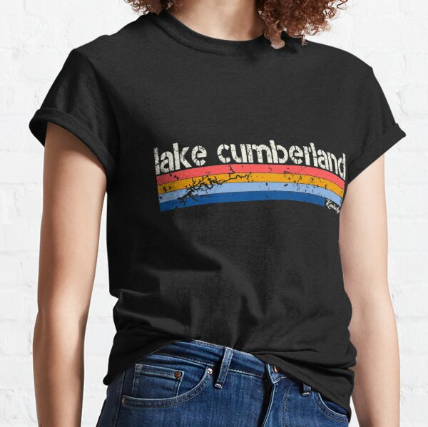 Vintage 70s 80s Style Lake Cumberland KY Classic T-Shirt