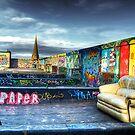 Roof Art by Don Alexander Lumsden (Echo7)