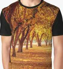 View of trees Graphic T-Shirt