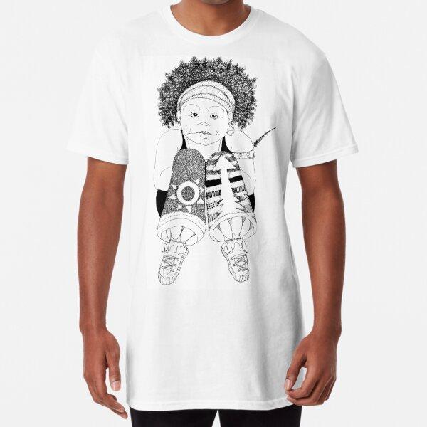 Hip Hop Muse Camiseta larga