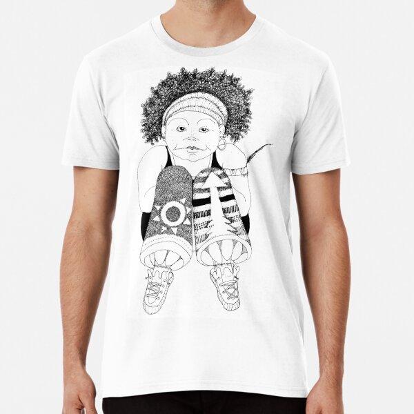Hip Hop Muse Camiseta premium