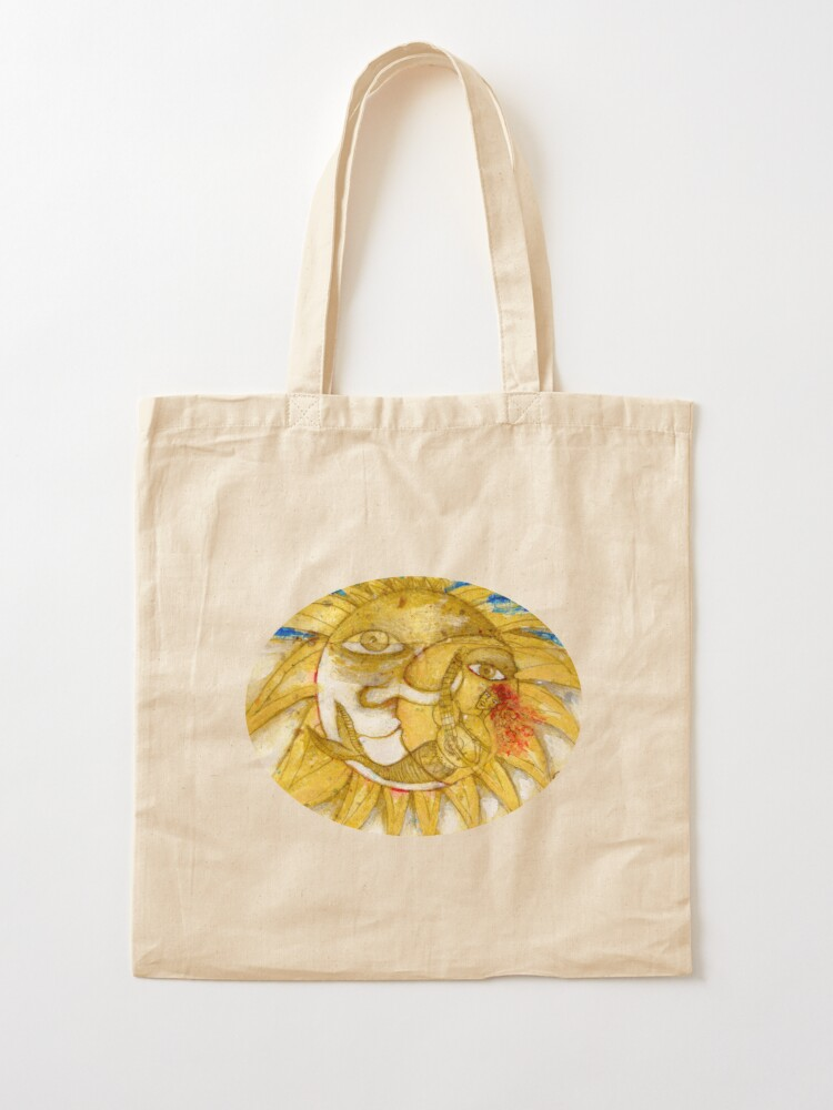 Alternate view of The Golden Sun Tote Bag