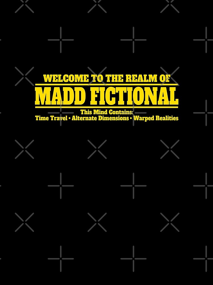 Madd Fictional by MaddFictional