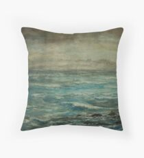My Personal Sea Throw Pillow