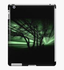 After midnight iPad Case/Skin