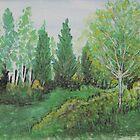 Green Arising by BSherdahl