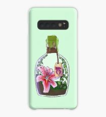 Bottle of godtier- Heart Case/Skin for Samsung Galaxy