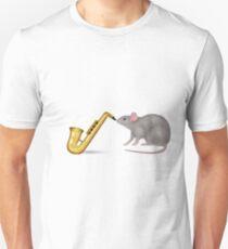 Rat Sax T-Shirt