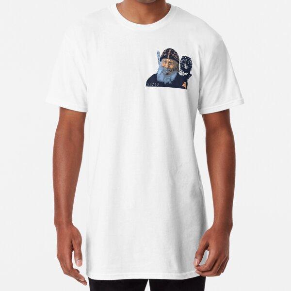 Pope Shenouda III Long T-Shirt