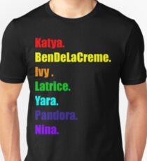 Rainbow of Miss Congeniality T-Shirt