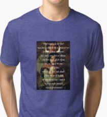 Princess Bride Rhymes Tri-blend T-Shirt