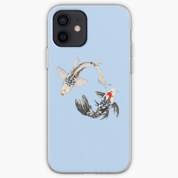 SNS-Koi-Fisch iPhone Flexible Hülle