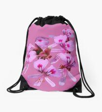 Wildflower Drawstring Bag