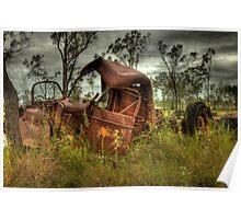 Rusty & Crusty Poster