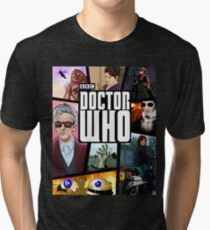 Doctor Who Series Nine Tri-blend T-Shirt