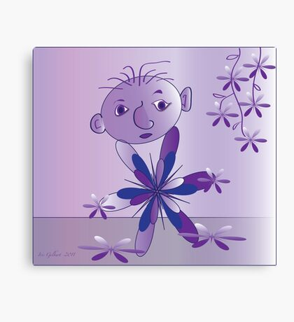 Purple..... Canvas Print