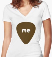 Pick Me Women's Fitted V-Neck T-Shirt
