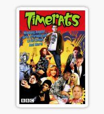 Timerats Sticker