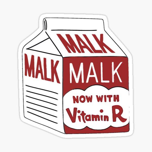 Malk Sticker